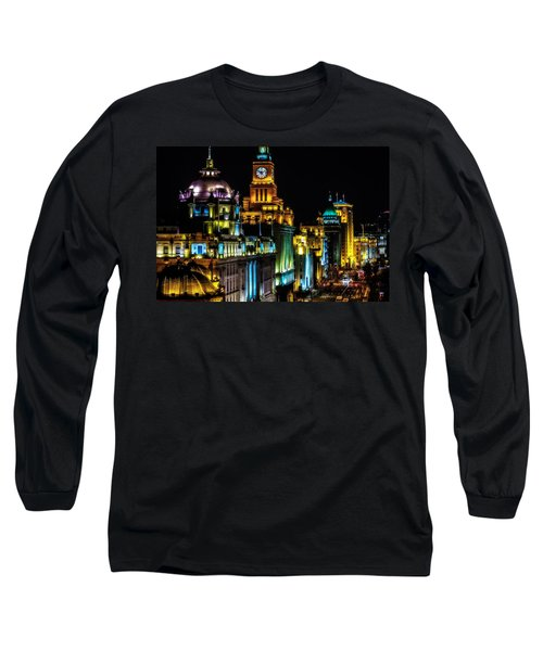 The Bund Long Sleeve T-Shirt