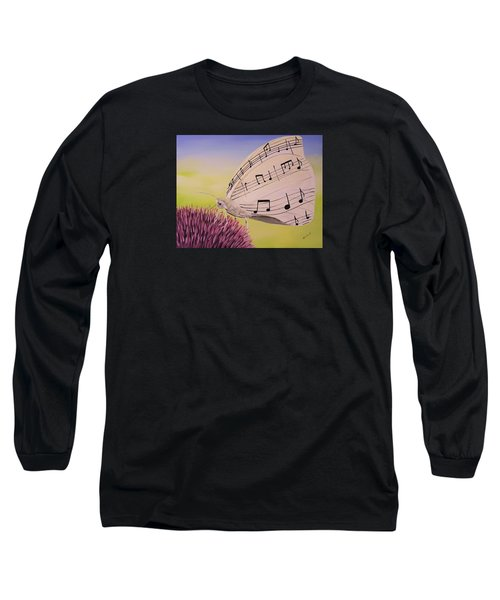 Butterfly Song Long Sleeve T-Shirt