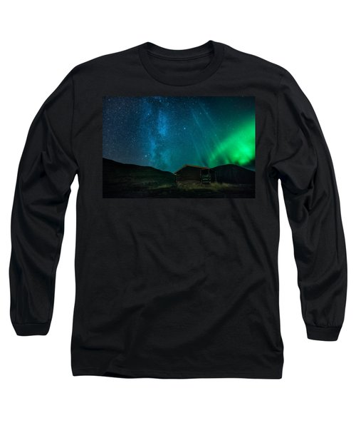 The Cabin Long Sleeve T-Shirt
