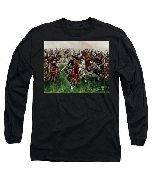 The Cavalry Long Sleeve T-Shirt