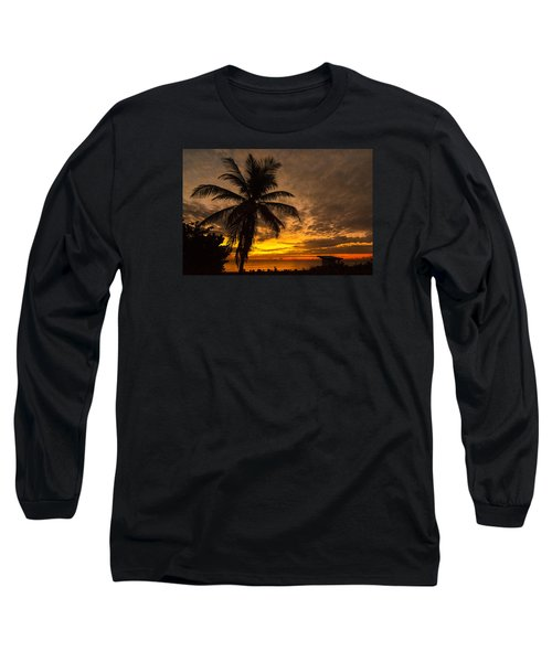 Long Sleeve T-Shirt featuring the photograph The Changing Light by Don Durfee