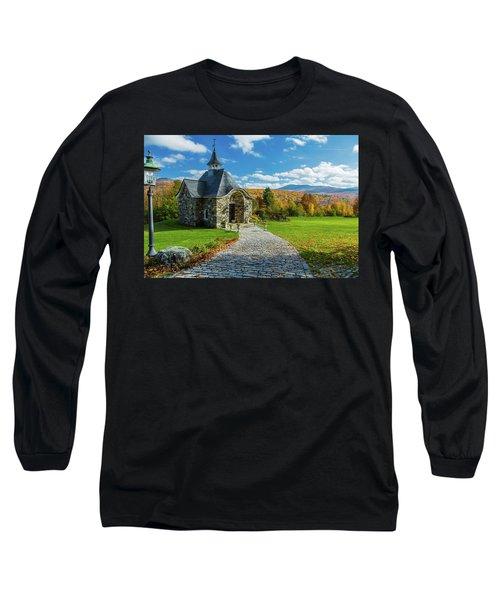 The Chapel Long Sleeve T-Shirt