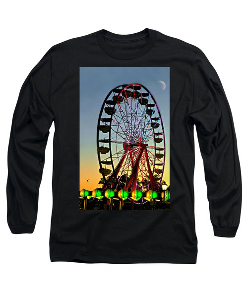 The Circle Game Long Sleeve T-Shirt