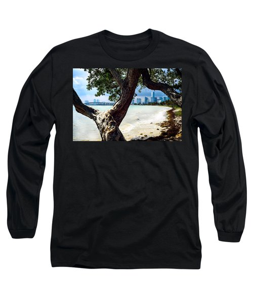 The City Beyond Long Sleeve T-Shirt