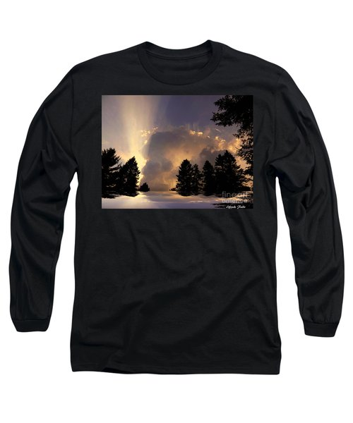 The Cloud Long Sleeve T-Shirt