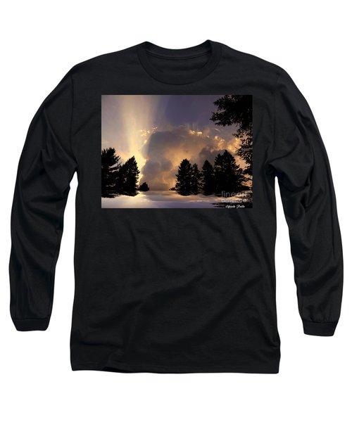 The Cloud Long Sleeve T-Shirt
