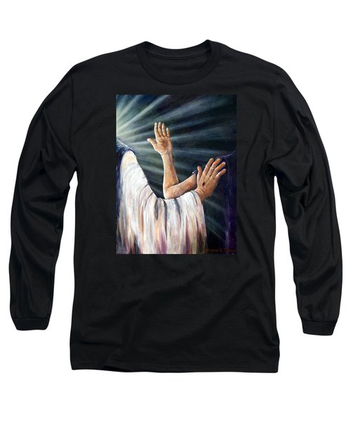 The Comforter Long Sleeve T-Shirt