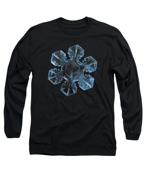 The Core, Panoramic Version Long Sleeve T-Shirt