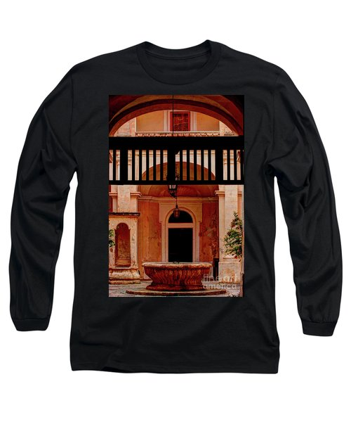 The Court Yard Malta Long Sleeve T-Shirt