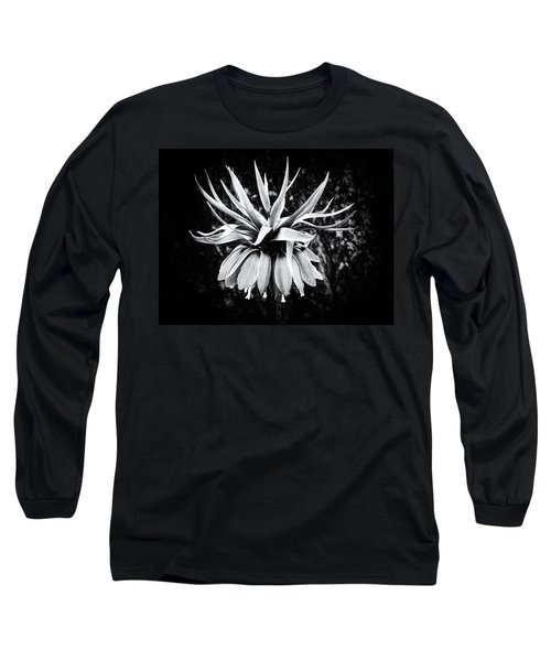 The Crown Long Sleeve T-Shirt by Karen Stahlros