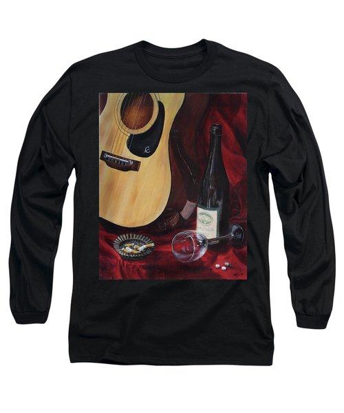 The Dark Times Long Sleeve T-Shirt