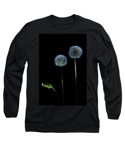 The Darkness Can't Hide You Long Sleeve T-Shirt