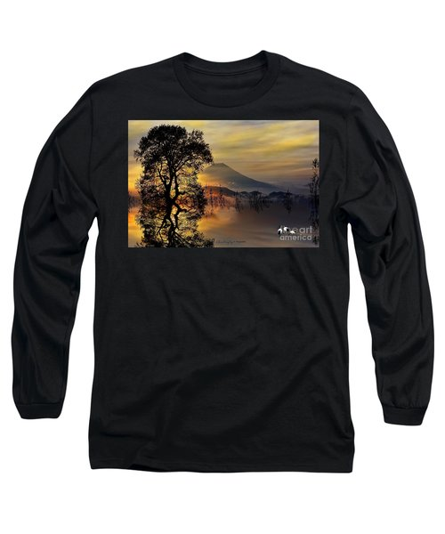 The Days Blank Slate Long Sleeve T-Shirt