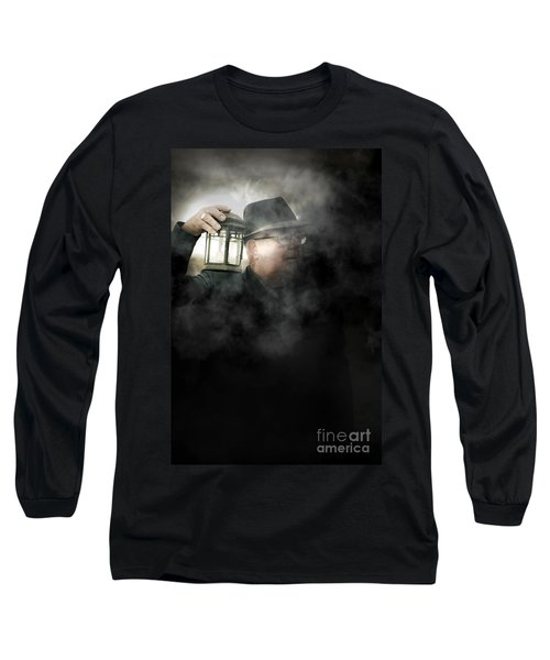 The Dead Of Night Long Sleeve T-Shirt