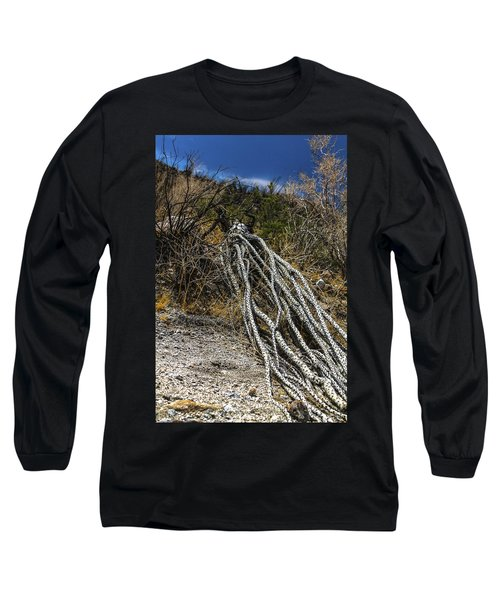 The Desert Sentinel Long Sleeve T-Shirt