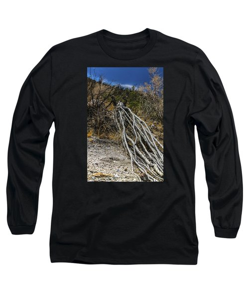 The Desert Sentinel Long Sleeve T-Shirt
