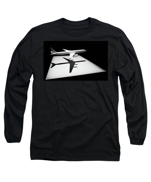 The Douglas Dc-8 Long Sleeve T-Shirt