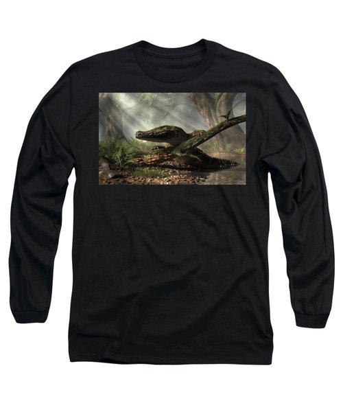 The Dragon Of Brno Long Sleeve T-Shirt