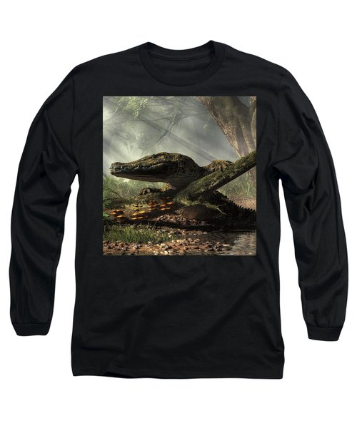 The Dragon Of Brno Long Sleeve T-Shirt