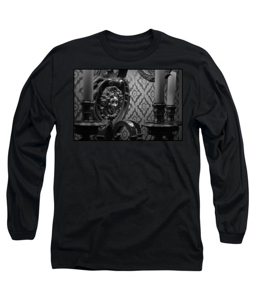 The Drake Face Long Sleeve T-Shirt