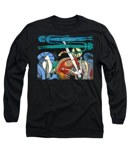 The Dream Of The Fish Long Sleeve T-Shirt