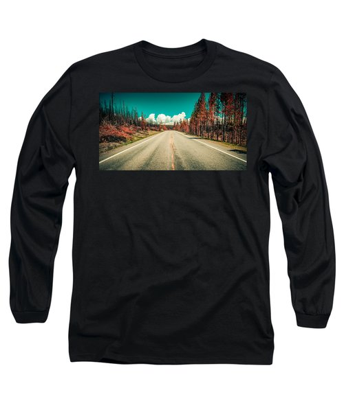 The Dried County Long Sleeve T-Shirt
