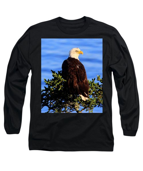 The Eagle Has Landed 2 Long Sleeve T-Shirt