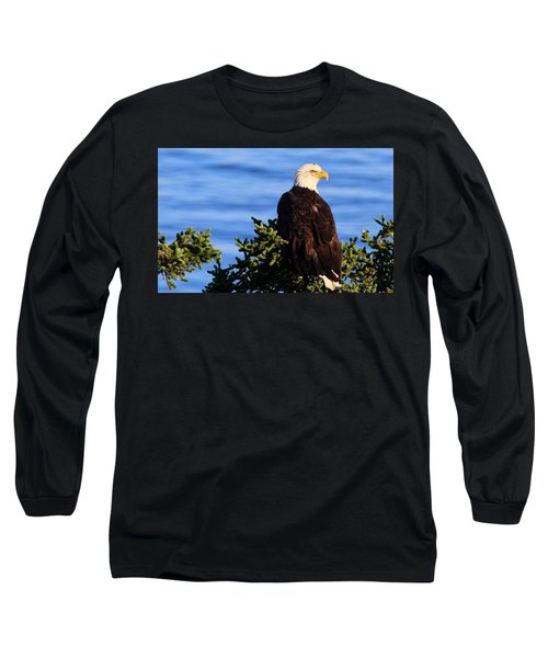 The Eagle Has Landed Long Sleeve T-Shirt