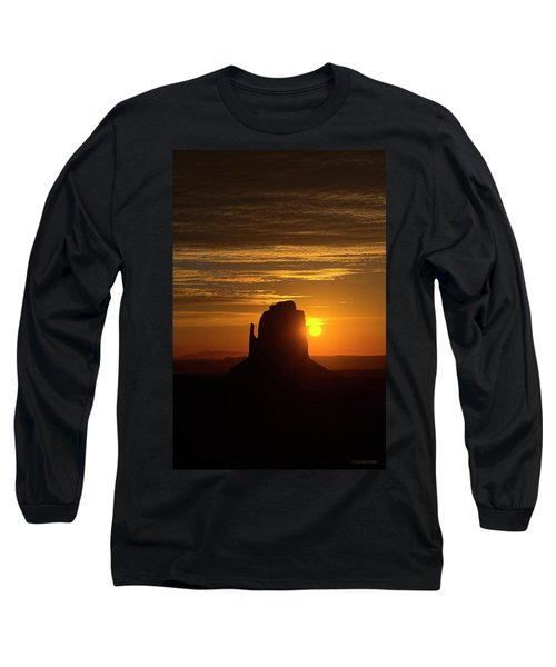 The Earth Awakes Long Sleeve T-Shirt