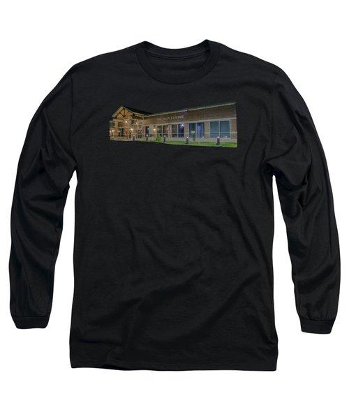 The Egan Center Long Sleeve T-Shirt by Brian MacLean