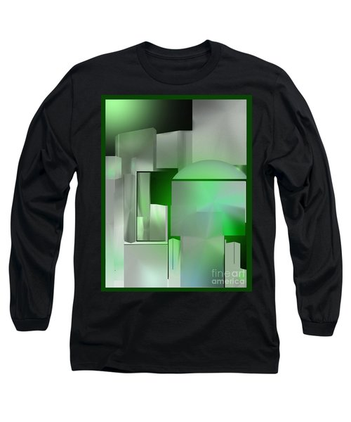 The Emerald City Long Sleeve T-Shirt