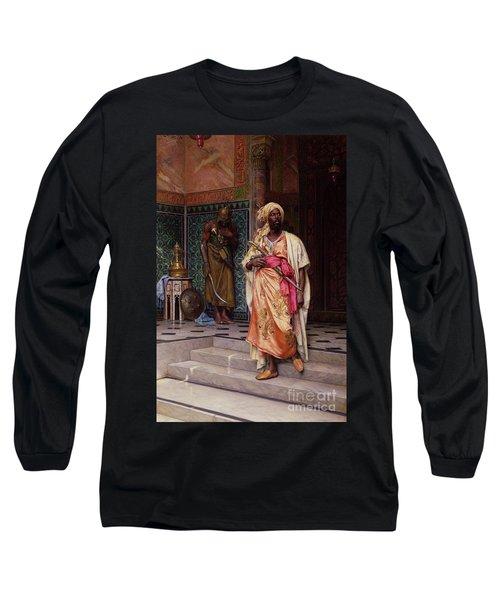 The Emir Long Sleeve T-Shirt