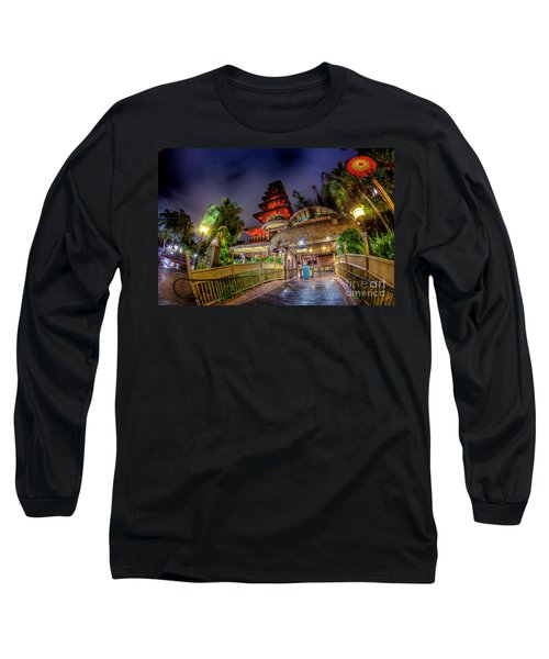 The Enchanted Tiki Room Long Sleeve T-Shirt