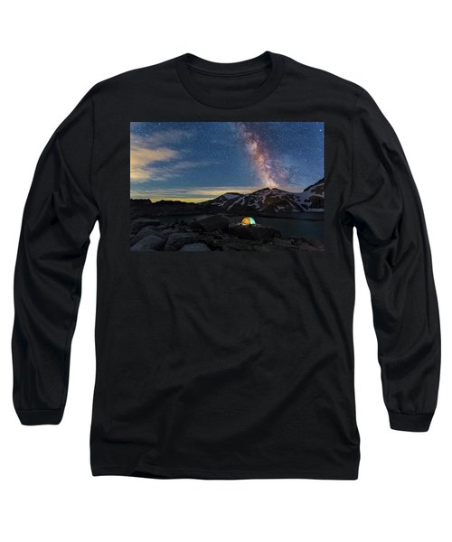 Mountain Trekking Long Sleeve T-Shirt