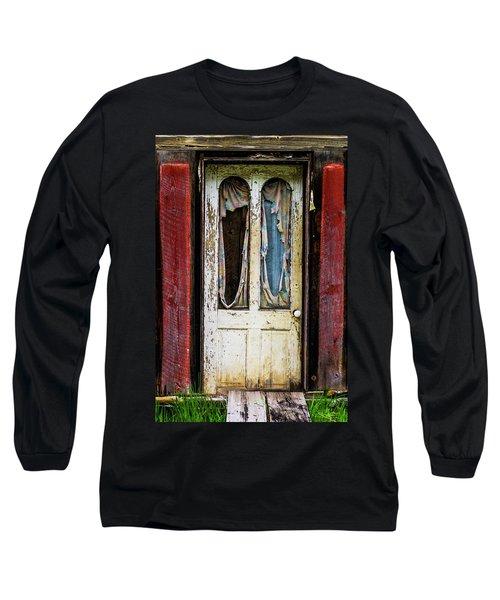 The Entrance Long Sleeve T-Shirt