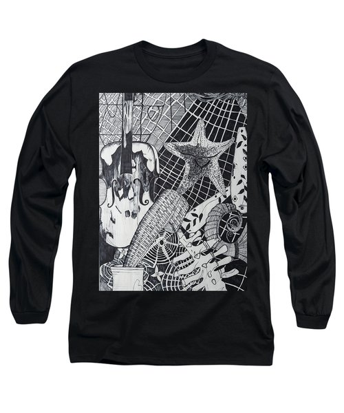 The Experiment Long Sleeve T-Shirt