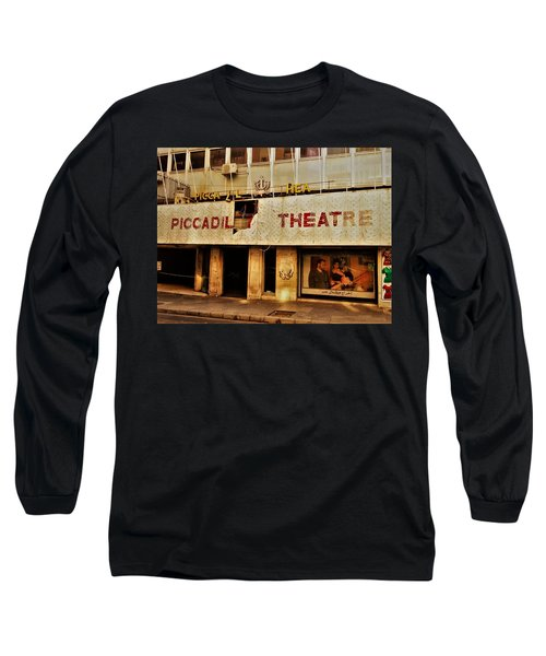 The Famous Beirut Picadilly Theater  Long Sleeve T-Shirt