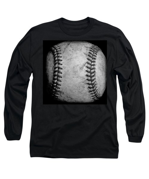 Long Sleeve T-Shirt featuring the photograph The Fastball by David Patterson