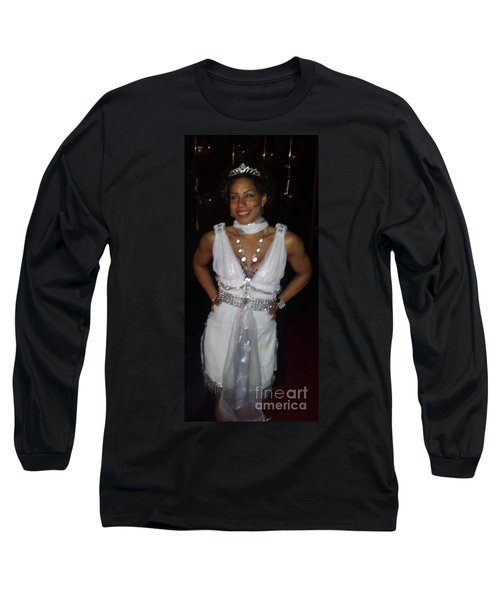 The Fit Goddess Long Sleeve T-Shirt