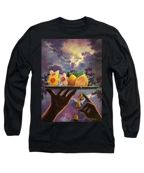 The Five Senses Long Sleeve T-Shirt
