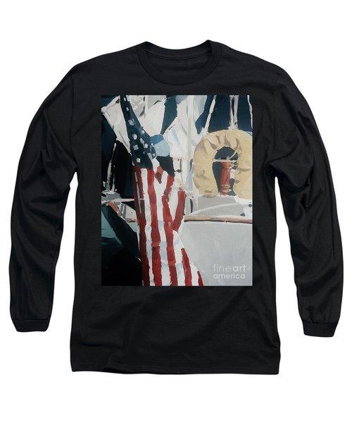 The Flag Long Sleeve T-Shirt