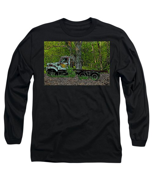 The Forgotten Long Sleeve T-Shirt