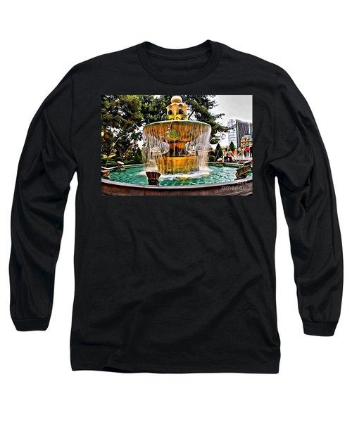 The Fountain Long Sleeve T-Shirt