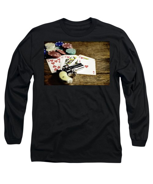 The Gambler Long Sleeve T-Shirt