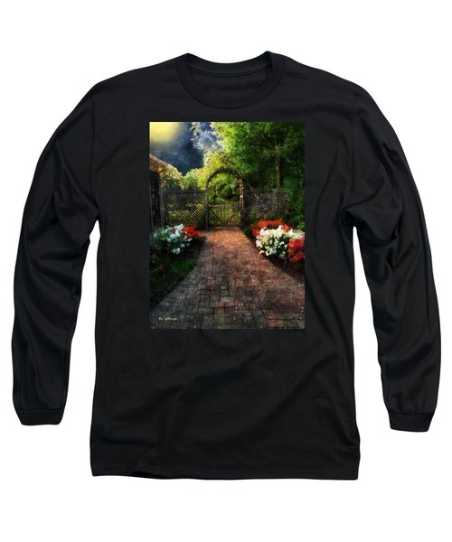 The Garden Path Long Sleeve T-Shirt