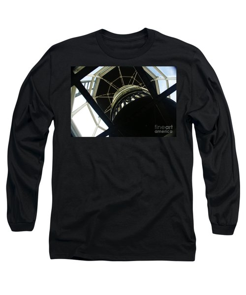 The Ghost Within Long Sleeve T-Shirt by Linda Shafer