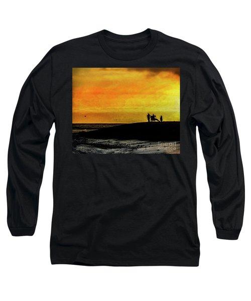 The Golden Hour II Long Sleeve T-Shirt