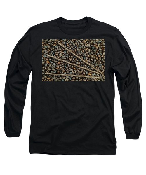 Long Sleeve T-Shirt featuring the photograph The Good Life 1 by Werner Padarin