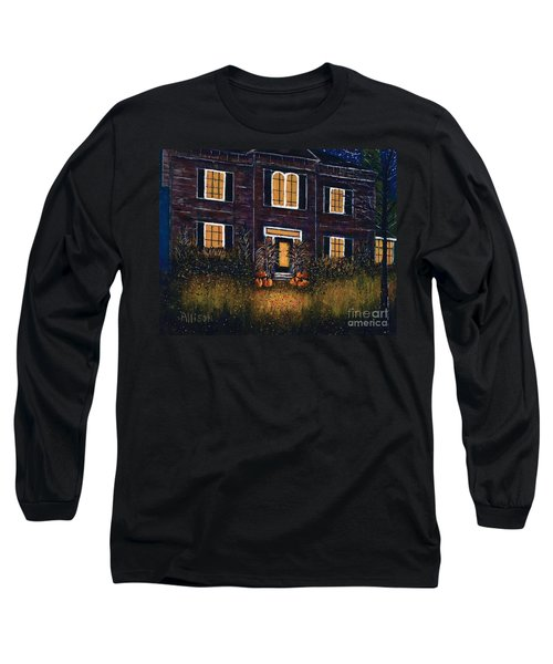 The Good Witch Grey House Long Sleeve T-Shirt