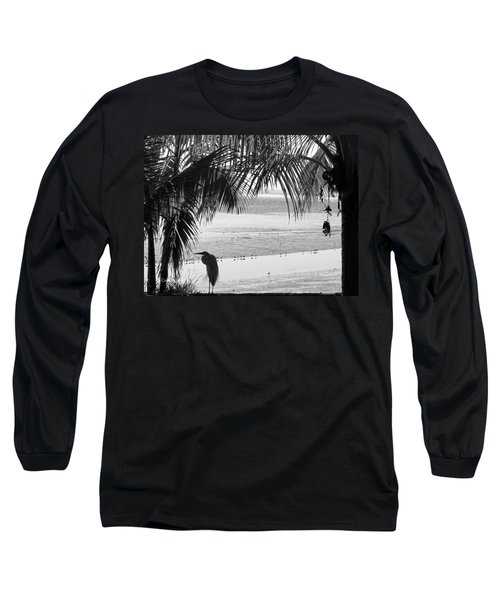 Watching The Tide Long Sleeve T-Shirt